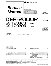 pioneer deh 17 wiring diagram pioneer deh 11e wiring diagram wiring diagram and schematic design pioneer deh 11e wiring harness diagram
