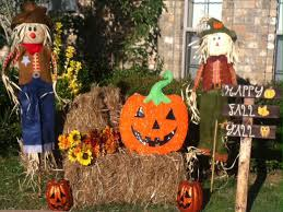 Impressive Fall Yard Decorating Ideas