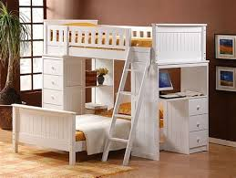 Nice Bunk Bed with Desk