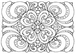 Abstract Art Coloring Pages Trustbanksurinamecom