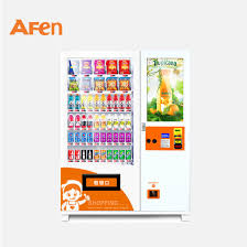 Self Service Ice Cream Vending Machine Extraordinary China Afen SelfService Automatic Coin Operated Ice Cream Vending
