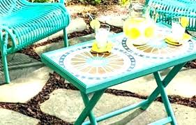 tile outdoor table. Outdoor Mosaic Coffee Table Tile .
