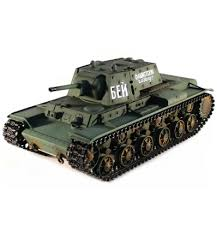 <b>Радиоуправляемый танк Taigen</b> 1:16 <b>Russia</b> KV-1 HC 2.4 Ghz ...