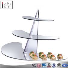 Acrylic Food Display Stands Clear Acrylic 100 Tier Food Display Stand Clear Acrylic 100 Tier Food 7