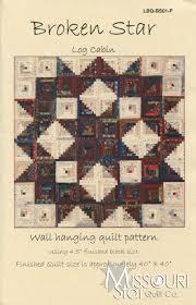 broken star log cabin pattern edyta sitar of laundry basket