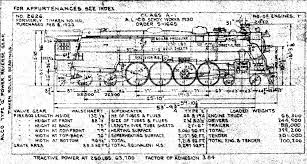 steam locomotive diagrams thumbnails class a 1 diagram 1949