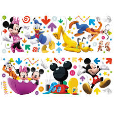 Mickey Mouse Bedroom Curtains Minnie Mouse Bedroom Amp Bedding Accessories Ebay
