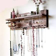 necklace holder wall mount jewelry holder best wall mounted necklace holder ideas on wall wooden jewelry necklace holder wall mount