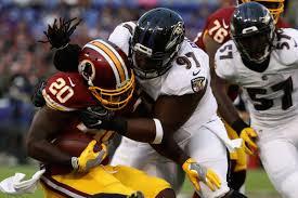 Washington Redskins Lose To Baltimore Ravens 23 3 In 2017