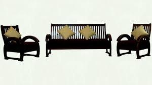 Custom Buy Square Coffee Table Modern Teak Wood Sofa Set Discount