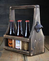 25 best beer caddy images on wooden beer caddy
