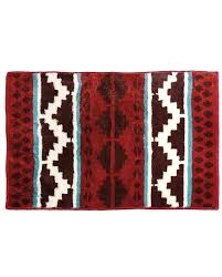 southwestern bathroom rugs accents bath rug give your southwestern kitchen or bathroom a colorful finishing touch with the accents bath rug southwest style