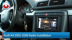 audi a4 s4 02 06 radio installation pioneer avic z140bh audi a4 s4 02 06 radio installation pioneer avic z140bh