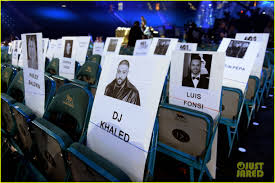Billboard Music Charts 2018 Billboard Music Awards 2018 See The Celeb Seating Chart
