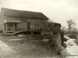 Robert Shepherd Grist Mill from City of Brockville - See