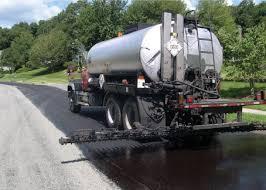 Liquid Asphalt Tack Coating New England Asphalt Services Northford Ct
