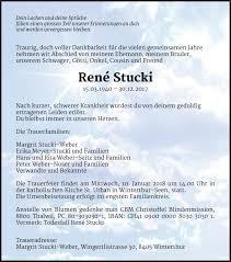 Gedenkseite Von Rene Stucki Wwwsich Erinnernch