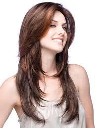 Female Hairstyle Names the 25 best feathered hairstyles ideas face change 4344 by stevesalt.us