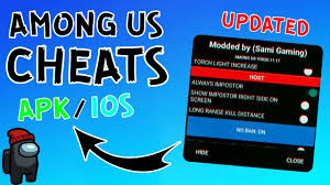 HACKS For Among US MOD MENU Mobile | How to Hack Among Us (iOS Android)  (Always Imposter Mod Menu) - YouTube