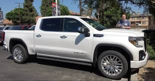 2019 GMC Sierra Denali Proclaimed The Best Luxury Truck Out There ...