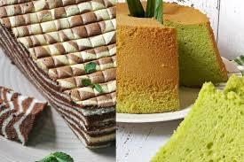 Inilah Beda Ogura Cake Vs Chiffon Cake Sudah Tahu Resepkoki