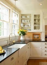 White but warm kitchen this is what I'm aiming for Jenny Steffens Hobick