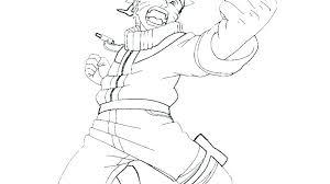 naruto sasuke coloring pages coloring pages