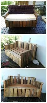 recycled furniture diy. DIY Easy Recycled Outdoor Pallet Furniture Ideas 32 Diy