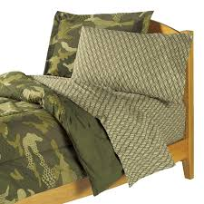 green camouflage bedding twin or full teen boy bed in a bag comforter army camo set