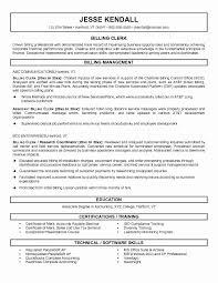 Medical Billing Resume Best 3424 The Proper Medical Billing Resume Examples Visit To Reads
