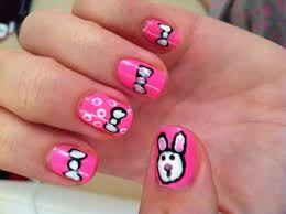 Simple But Cute & Easy to Do Nail Designs for Teenagers