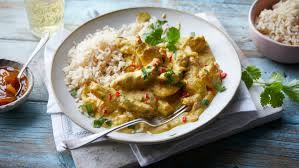 Mary Berry's chicken korma-style curry recipe - BBC Food