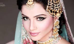 mariam bridal salon bridal makeup image