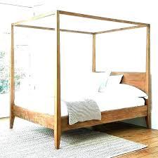 4 post bed frame – bizimnotebook.com