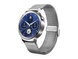 huawei jewel smartwatch. huawei smart watch stainless steel with mesh band model 55020544 jewel smartwatch