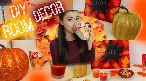 Diy Fall Decorations Diy Fall Room Decorations Spice Up Your Room For Fall Youtube