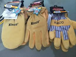 Kinco 901 Leather Ski Gloves Images Gloves And
