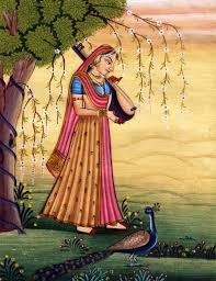 rajput painting also known as rajasthani painting is a style of indian paintings developed and flourished during the 18th century in the royal courts of