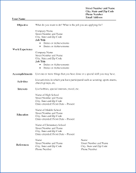 Resume Form Download Free Download Free Blank Resume Form Template Biodata Form Word Format 15