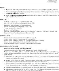 Examples Of Profiles For Resumes Resume Profiles Profile For Resume