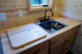 Small Picture Tiny House Sink A Tiny House With Plenty Of Room For Its Six Foot