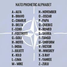 Air traffic controllers, for example, often use the nato phonetic alphabet to communicate with pilots, and this is especially important when they would otherwise be difficult to understand. Information Green Beret Fitness