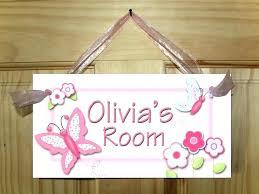 Bedroom Door Sign Ideas Bedroom Door Decor Girls Bedroom Pretty