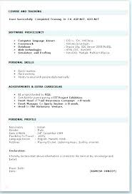 Formatting A Resume In Word Unique Resume Format Word Format Ms Word Resume Template On Fresh