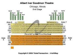 Albert Ivar Goodman Theatre Tickets And Albert Ivar Goodman