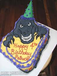The Unintentionally Terrifying Childrens Birthday Cakes Daily