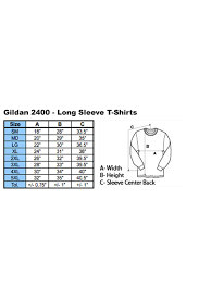 Gildan 6 1 Oz Long Sleeve Size Chart Shades Of Orange Ultra Cotton Adult Long Sleeve T Shirt Personalize It