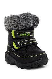 Kamik Leaf Waterproof Snow Boot Toddler Nordstrom Rack