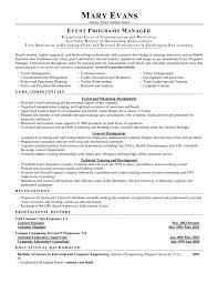 education coordinator resume resume ideas