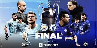The uefa champions league final is here and manchester city will face off with chelsea in porto on saturday for this season's european crown. Man City V Chelsea In 2020 21 Champions League Final